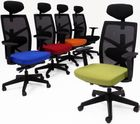 300 Lbs. Capacity  Performance Multi-Function Office Chair w/Seat Slide & Headrest