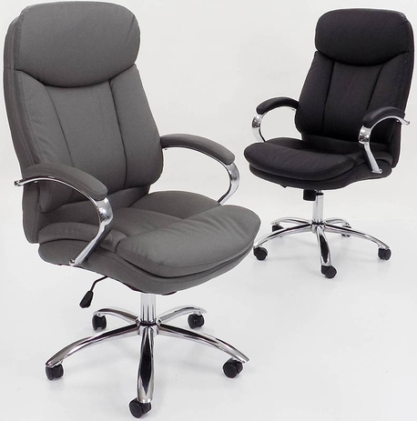 Pillow Cushion High Back Swivel Office/Conference Chair