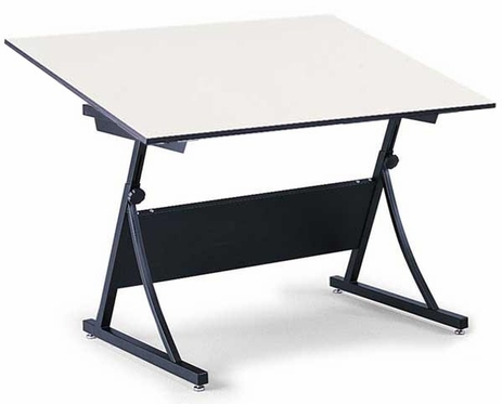 Planmaster Height Adjustable Drafting Table w/60