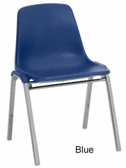 Polypropylene Shell Stack Chair