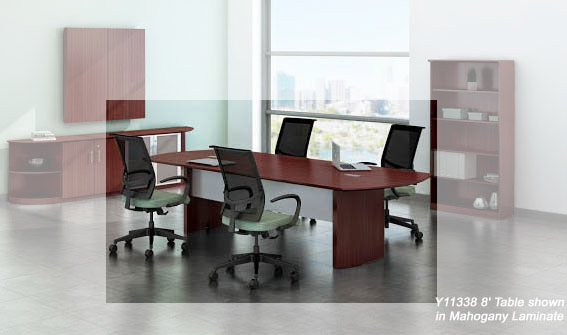 Quickship Medina Conference Tables - 8' Table - See Other Sizes