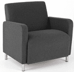 Ravenna 500 lb. Capacity Bariatric Guest Chair - See More Sizes