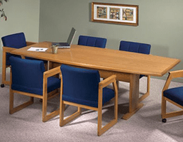 Solid Wood Conference Tables