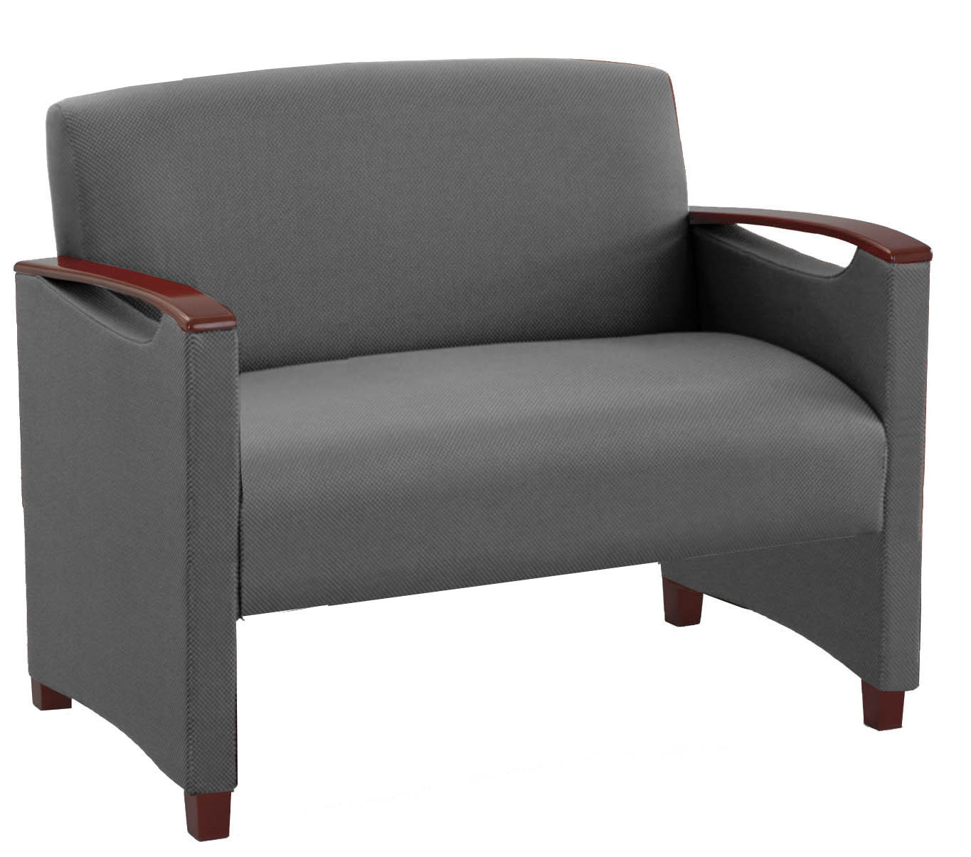 Somerset 33 lb Capacity Bariatric Guest Chair in Standard Fabric or Vinyl  - See More Sizes