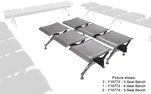 Sterling Heavyweight Bench Beam Seating - 3 Seater - See Other Sizes!