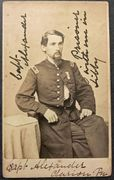 103rd PA Infantry WIA, Many times POW- Andersonville Libby Prison etc.