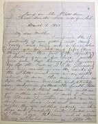 1863 Soldier's letter-Pawnee's burn Sioux Warrior to death over three days!
