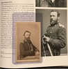 Cdv of Bvt. General Robert West, 1st PA L.A., 5th PA Cavalry & 7th US Cavalry