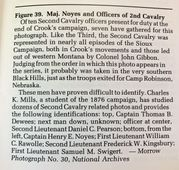 """Read this for complete description from the book """"With Crook in the Black Hills"""""""