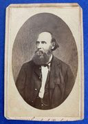 Scarce cdv of General August Willich