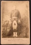 Sergeant-major McNeill of the 42nd Highlanders-KIA  Tel-el-Kebir