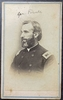Signed Cdv of 2nd West Virginia Cavalry Col. (Gen.) William H. Powell-Medal of Honor!