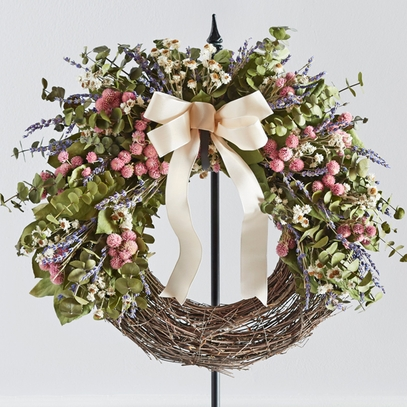 Amaranthus Wreath