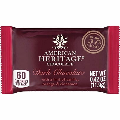 American Heritage Chocolate Tasting Square