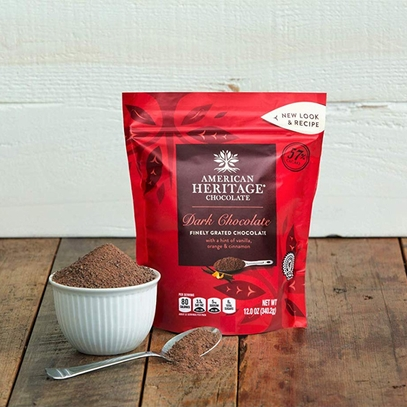 American Heritage Grated Chocolate Drink