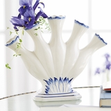 Porcelain Five Finger Vase