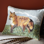Field Fox Pillow