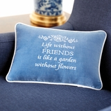 Friendship Quote Pillow