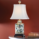 Berry & Bird Lamp