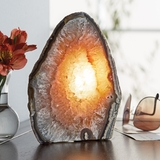 Geo Agate Light