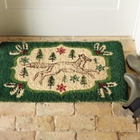 Holly Fox Coir Mat