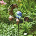 Hummingbird Illuminating Stake
