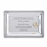 Invitation Tray