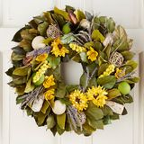 Lavender-Scented Wreath