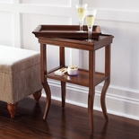 Mahogany Tray Table