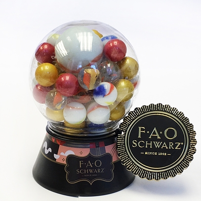 Marble Snow Globe Collection