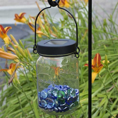 Mason Jar Solar Light