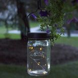 Mason Jar String Solar Light