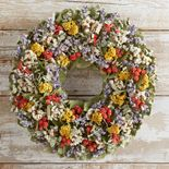 Monticello Garden Wreath