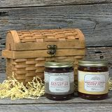 Monticello Harvest Gift Basket