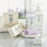 Monticello Lavender Bath Care Set