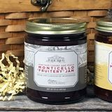 Monticello 'Fruitery' Cherry & Peach Jam
