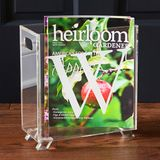 Personalized Magazine Holder