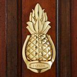 Personalized Pineapple Door Knocker