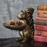 Squirrel Dish Holder