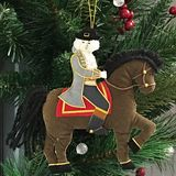 Thomas Jefferson & Bremo Ornament