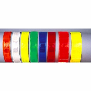 1-1/2 inch wide Elastic Reflective Band