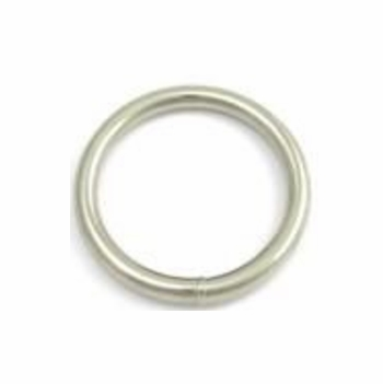 1 inch O Rings - dog collar parts  (25)