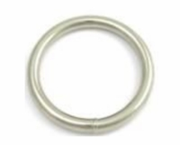 3/4 inch O Rings for Dog Collars (25)