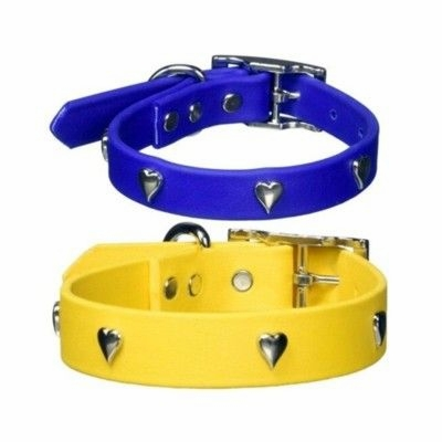 3/4 inch Zeta Collars with Ornaments