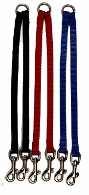 3/8 Inch Nylon Couplet for 2 Dogs