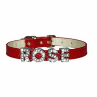 3/8 inch Slider Dog Collars