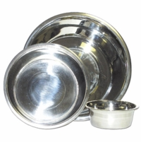 5 Quart Stainless Steel Dog Bowl