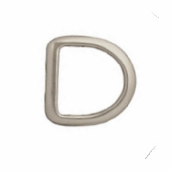 Dee Rings 1 inch for Dog Collars (25)