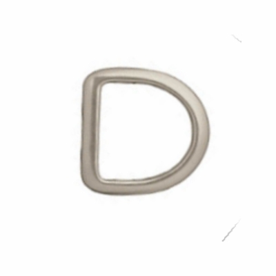 Dee Rings 3/4 inch for Dog Collars (25)