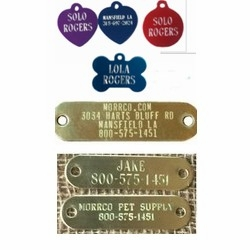 Name Plates and ID Tags